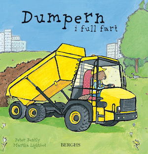 Dumpern i full fart