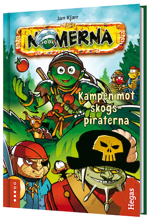 Kampen mot skogs-piraterna